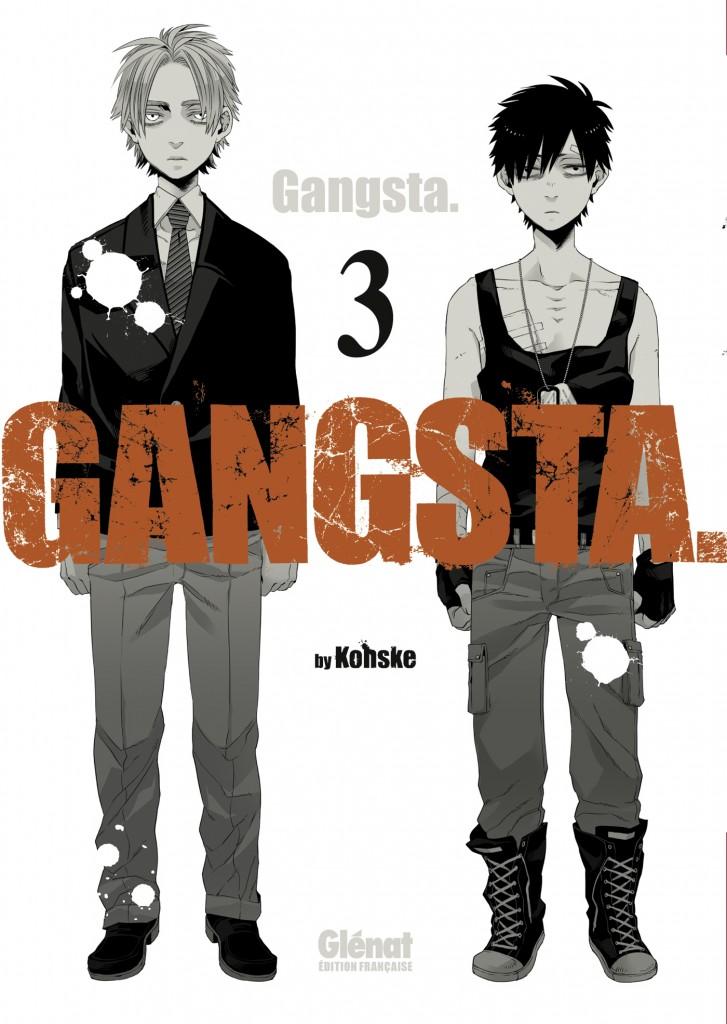 «Gangsta» tome 3 : enfants perdus