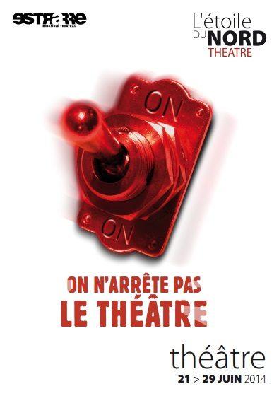 Gagnez 5×2 places pour Eva Perón de Copi au Théâtre de l'Etoile du Nord du 25 au 29 Juin