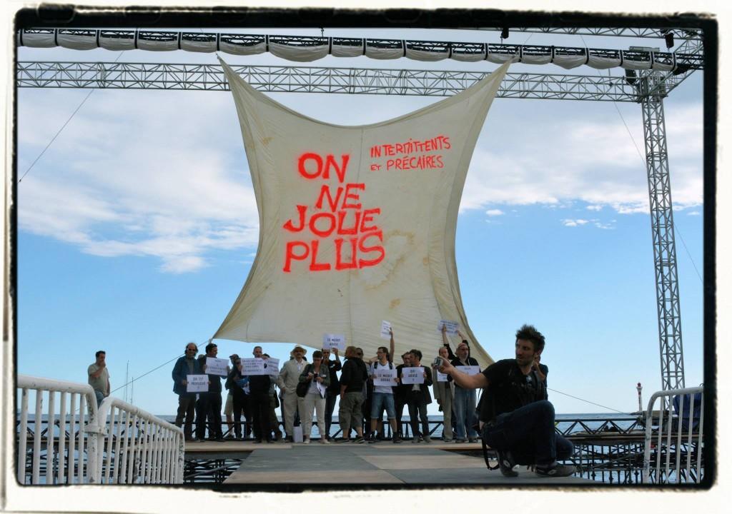 Les directeurs des festivals solidaires des intermittents