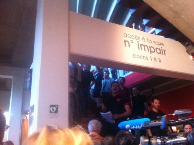 Le Tanztheater Wuppertal pris dans la grève des intermittents