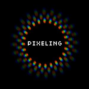 pixeling logo 8 noir