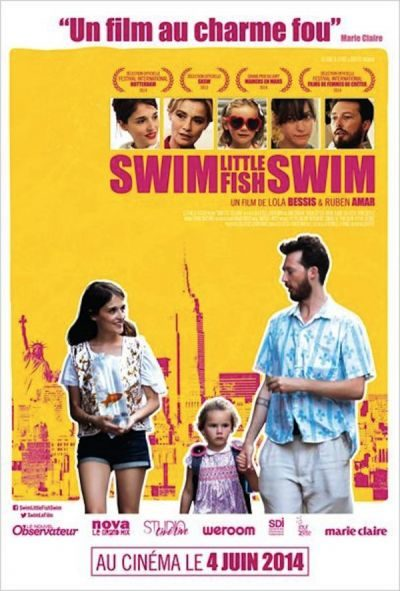 [Critique] « Swim little fish swim » : un premier film sensible et charmant sur la vie d'artiste