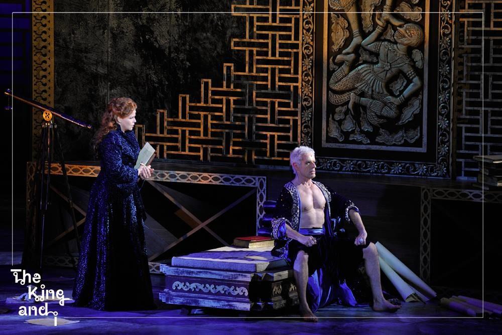 «The King and I» : les splendeurs du Siam au programme d'une grande comédie musicale au Châtelet