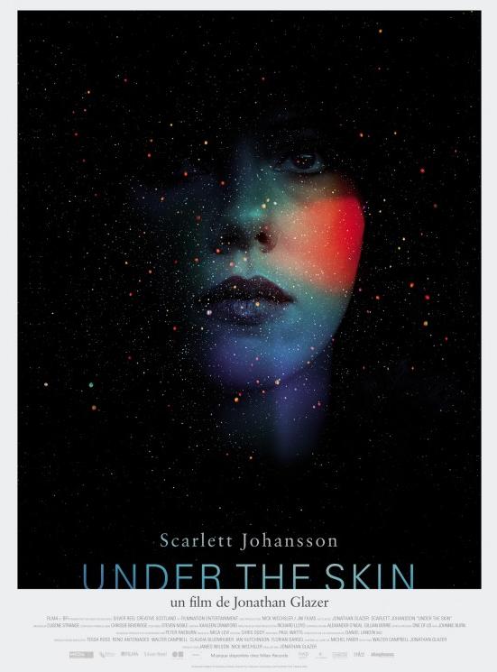 [Critique] «Under the skin», trip visuel déroutant mené par la mutante Scarlett Johansson