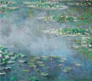 water-lilies monet
