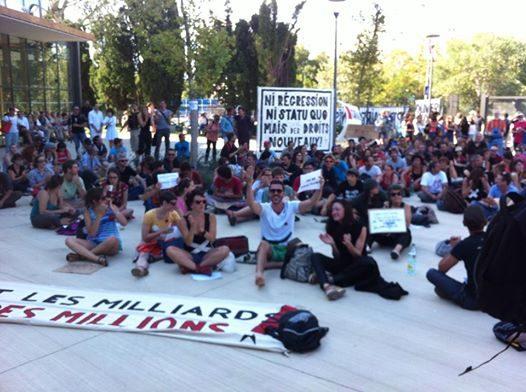[Festival d'Avignon] Grève du 12 juillet : ce qui joue et ce qui ne joue pas