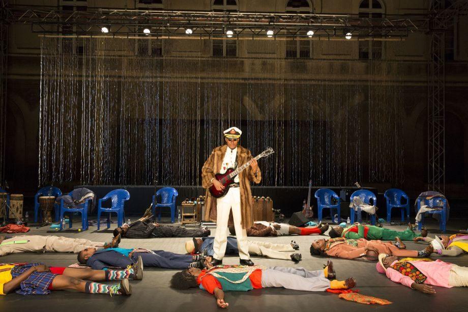 [Festival d'Avignon] «Coup fatal», Alain Platel en parfait chef d'orchestre