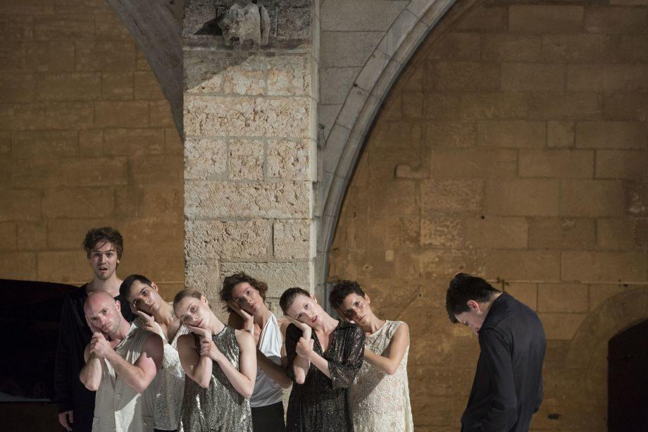 [Festival d'Avignon] «Lied Ballet», la leçon de danse de Thomas Lebrun