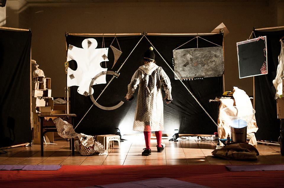 [Avignon OFF] « Madame Papier » : grand spectacle pour tout petits