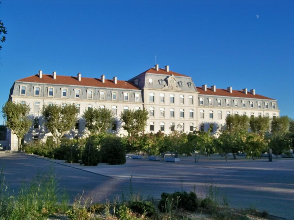 Cour de la Préfecture de Vaucluse