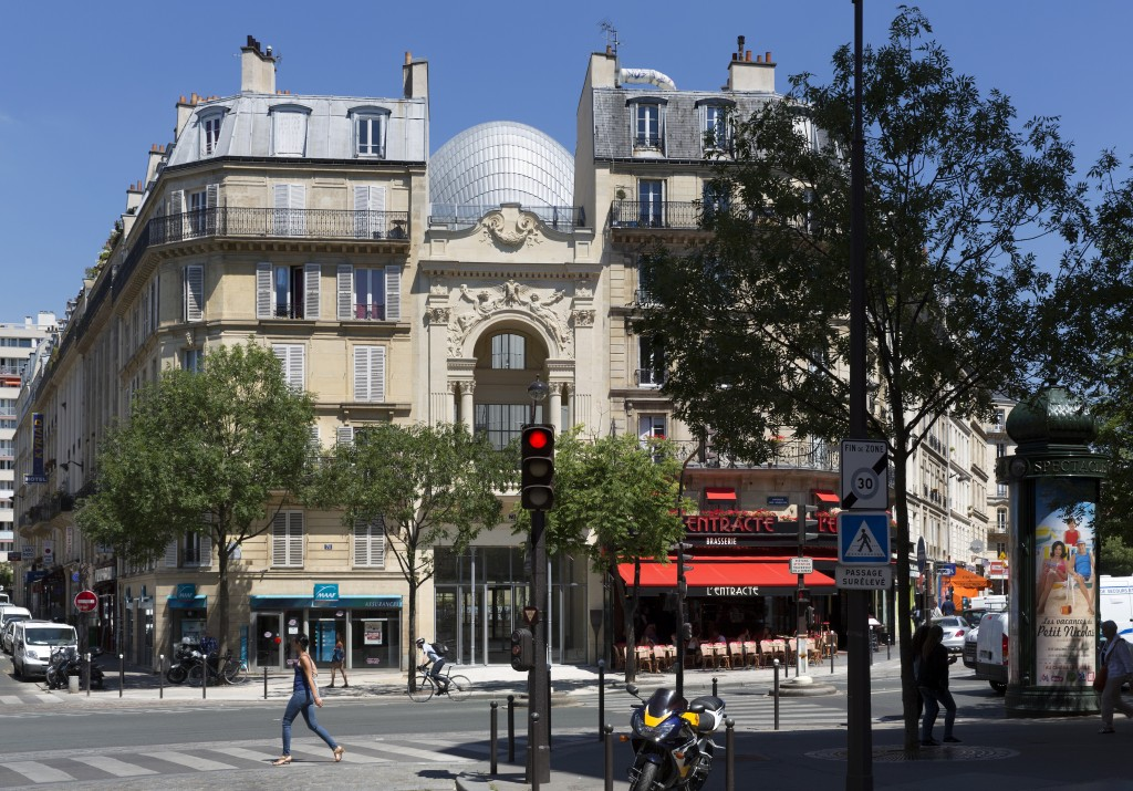 La fondation j r me seydoux path ouvre ses portes le 10 septembre dans le xiii me arrondissement - Fondation jerome seydoux pathe ...