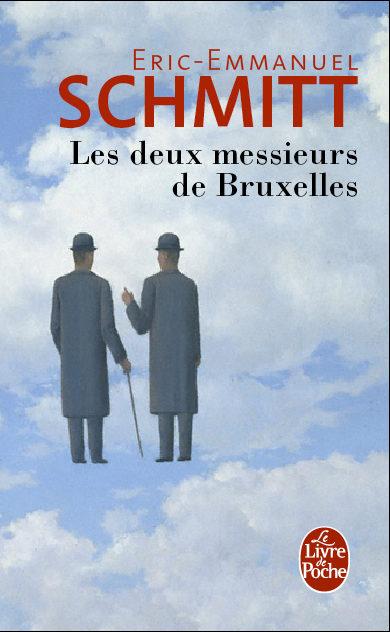 Gagnez 5 exemplaires de « Les deux messieurs de Bruxelles » d'Eric-Emmanuel Schmitt (Le Livre de Poche)