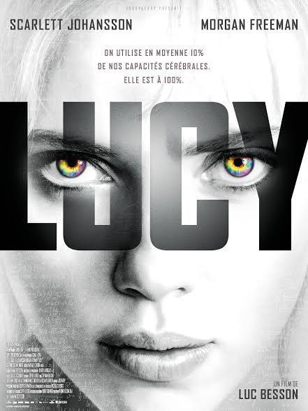 Gagnez 10×2 places pour le film « Lucy » de Luc Besson