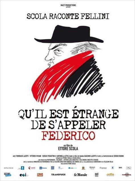 [Critique] « Qu'il est étrange de s'appeler Federico » : Ettore Scola célèbre Fellini par un film