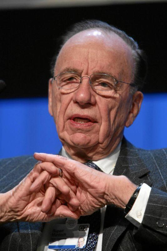 Rupert Murdoch veut racheter Time Warner