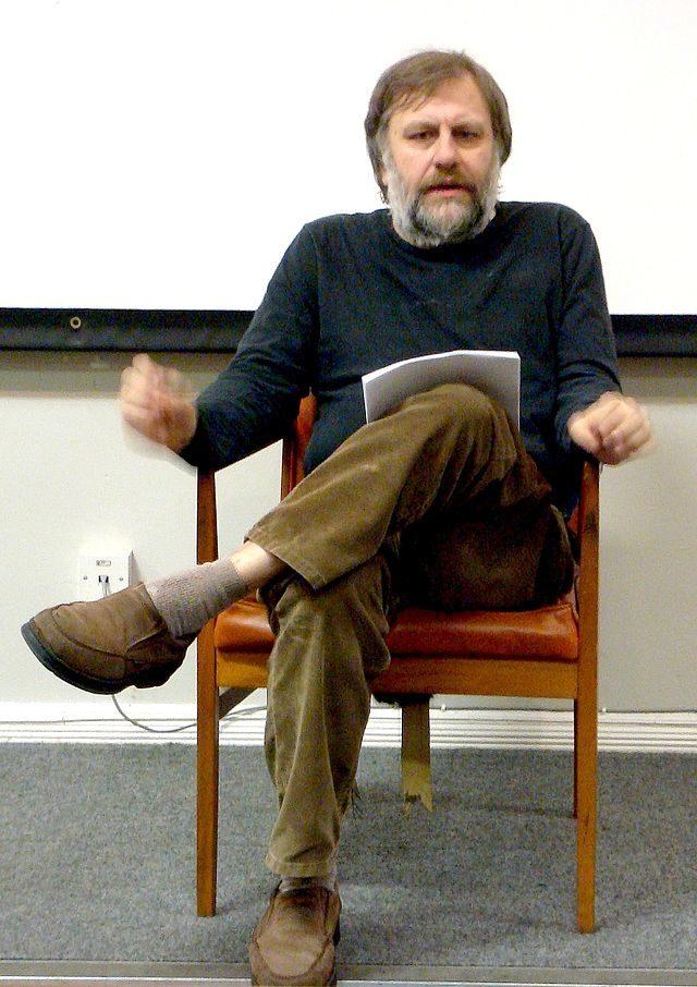 Le philosophe Slavoj Žižek accusé de plagiat