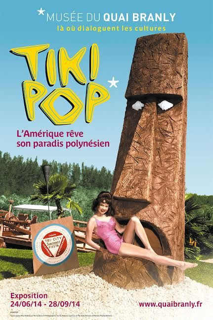 Gagnez 10×2 places pour l'exposition « Tiki Pop » au Musée du Quai Branly