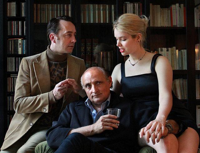 [Avignon Off] « Trahisons » d'Harold Pinter : pour Daniel Mesguich comédien