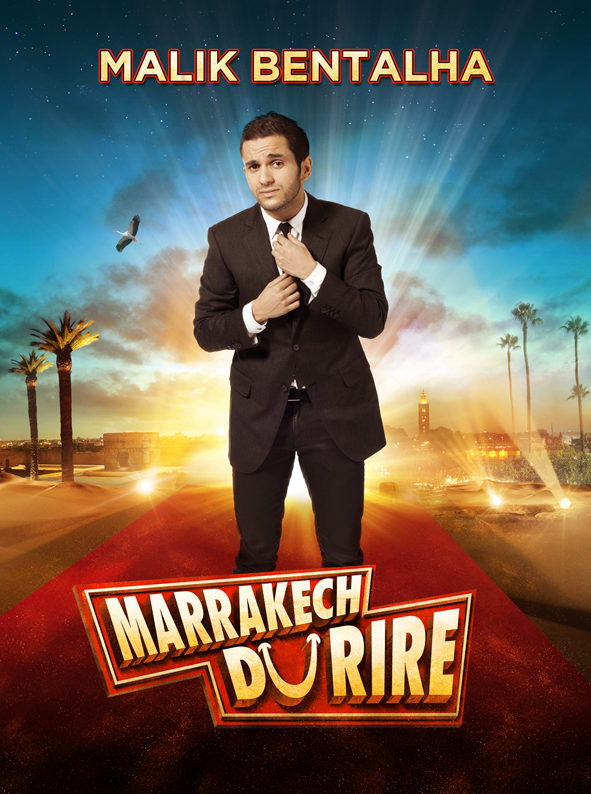 LE MARRAKECH DU RIRE 4 ou l'incubateur des nouvelles stars du one man show