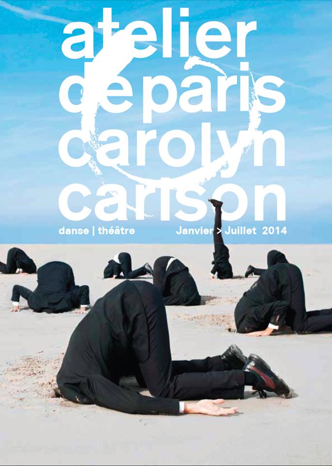 L'Atelier de Paris – Carolyn Carlson rejoint les Centres de Développement Chorégraphique