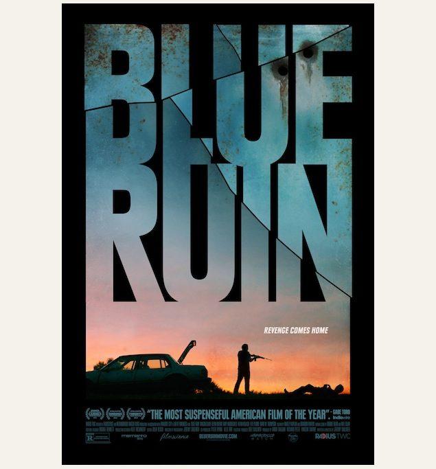[Critique] « Blue Ruin » de Jérémy Saulnier : voyage au bout de l'enfer