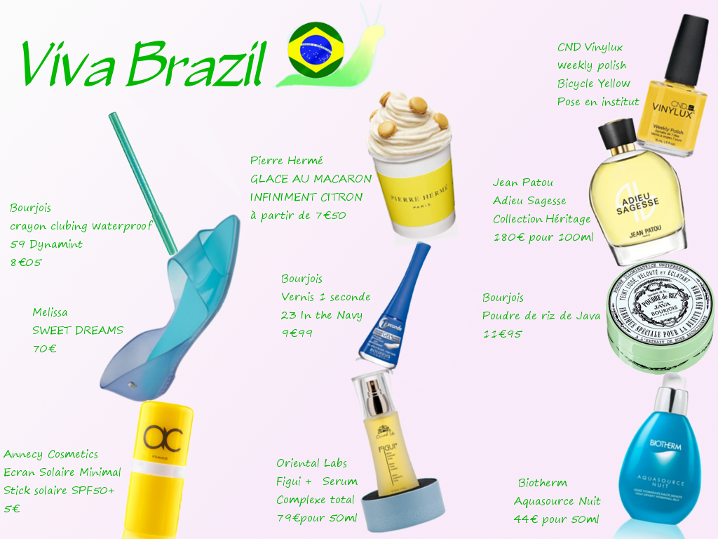 [Tout le Style] Viva Brazil