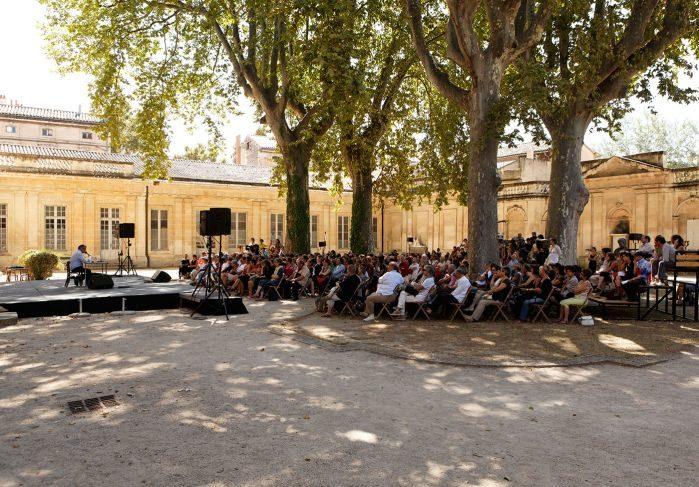 L'agenda des lectures du Festival d'Avignon