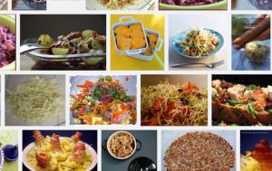chou blanc aux pommes et au roquefort Recherche Google