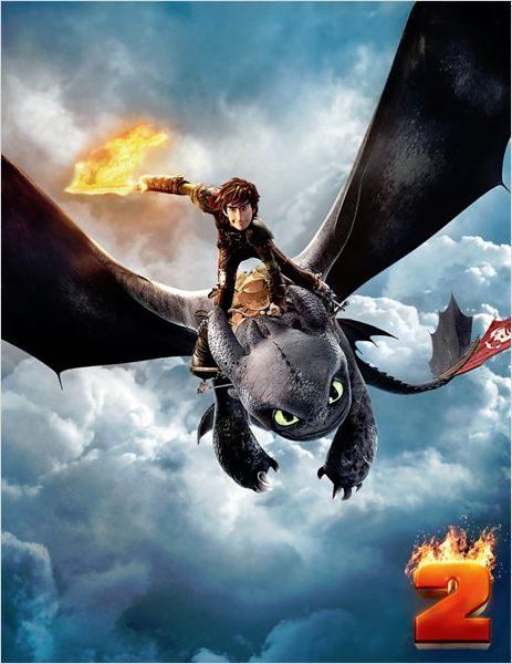 [Critique] « Dragons 2 » : honnête film d'aventure, loin du chef-d'oeuvre annoncé