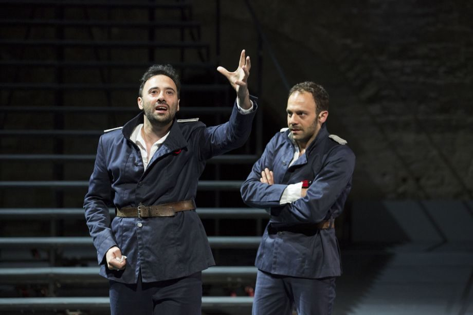 [Festival d'Avignon] Le Prince de Hombourg enfin à l'assaut de la Cour