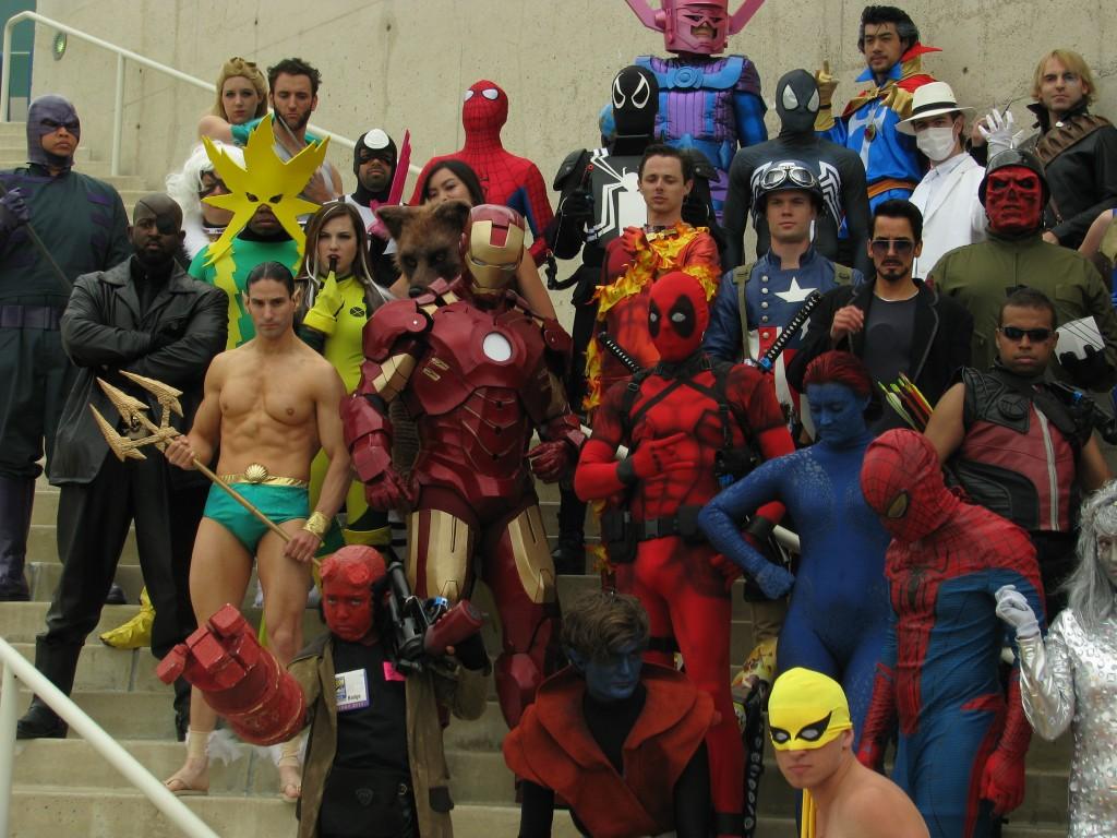 Captain America : Des super-héros pro noirs, femmes, gays & musulmans