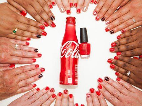 OPI X Coca Cola