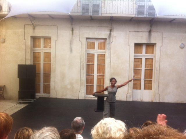 [Avignon Off] Raphëlle Delaunay et Djoussou Kouman dansent leurs identités