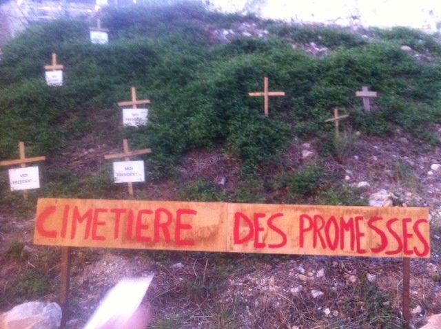 Quel écho sur le web de la révolte intermittente à Avignon ?