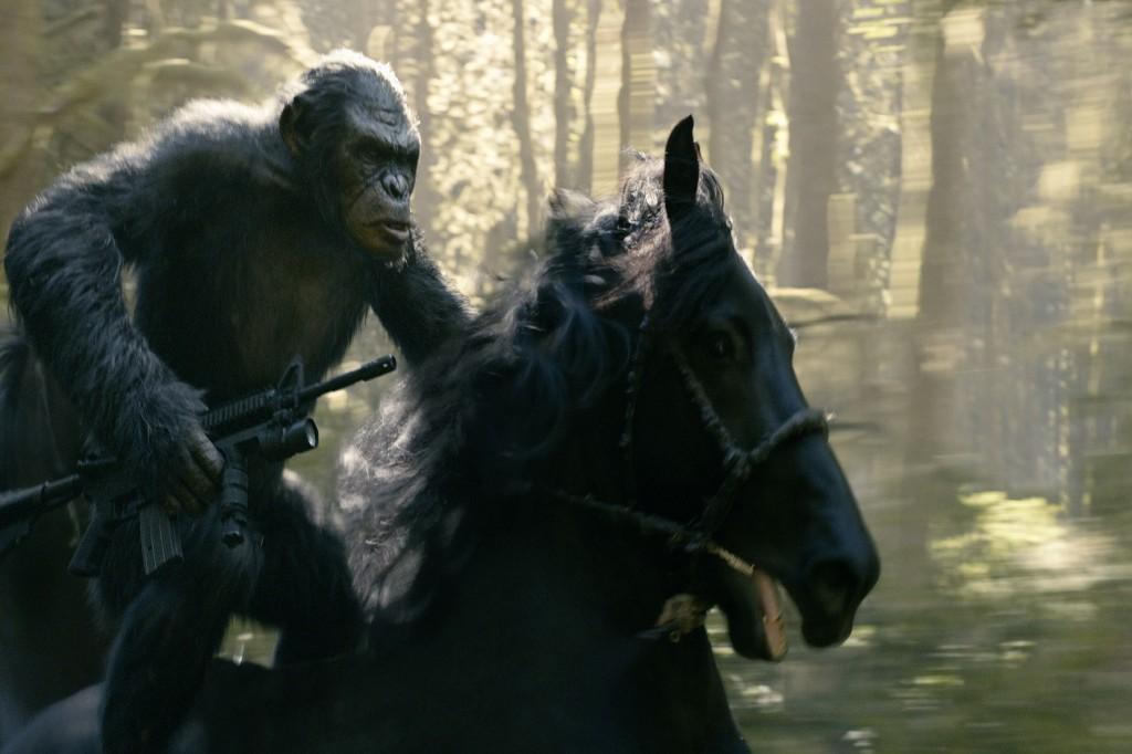 [Critique] « La Planète des singes 2 l'affrontement » : puissant et intimiste, une vraie réussite
