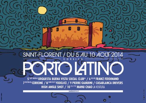 Porto Latino, un festival corsé hors norme