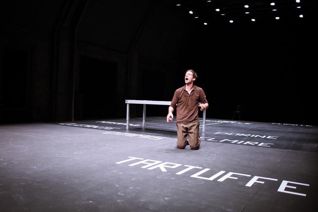 Le Tartuffe de Guillaume Bailliart – Performance pour initiés