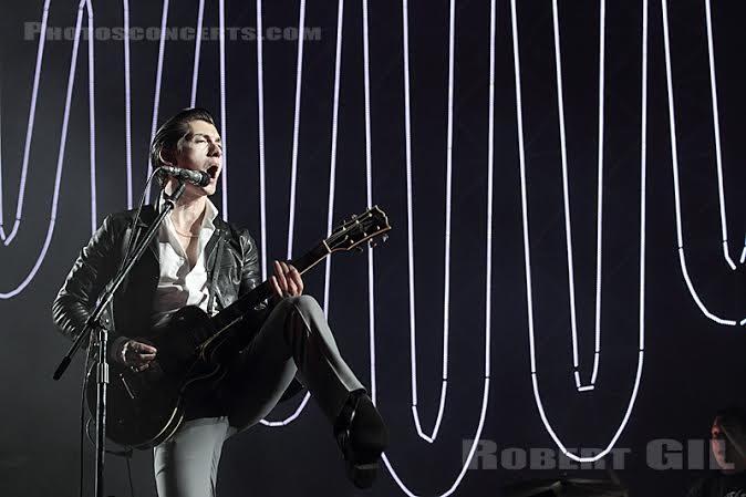 [Live report] The Hives, Die Antwoord et Arctic Monkeys à Rock en Seine