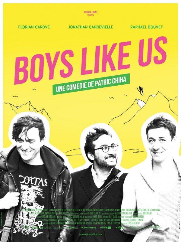 Gagnez 5×2 pour le film « Boys Like Us » de Patric Chiha