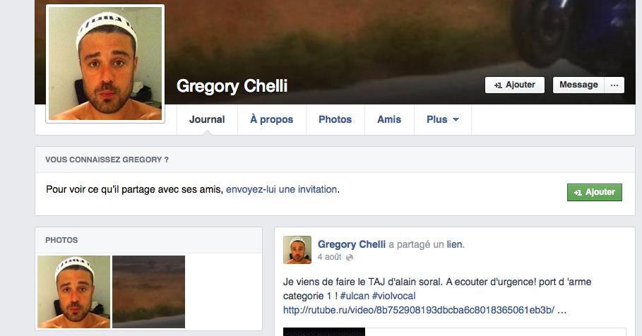 Grégory Chelli hack Rue89