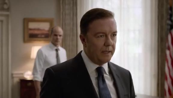Netflix prépare son arrivée avec Ricky Gervais