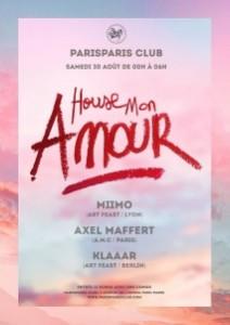 House mon Amour