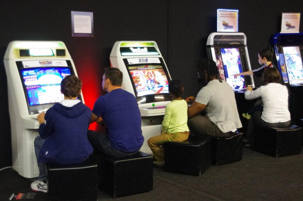 [Expo]Videogame Story : rejouer l'histoire