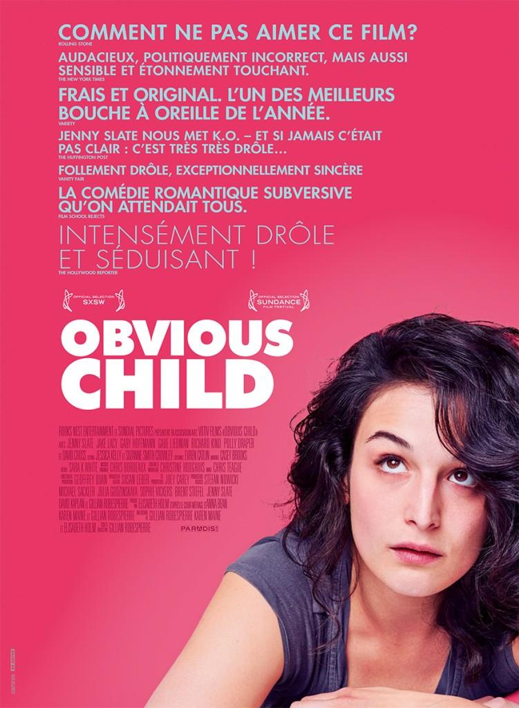 Gagnez 5×2 places pour le film « Obvious Child » de Gillian Robespierre