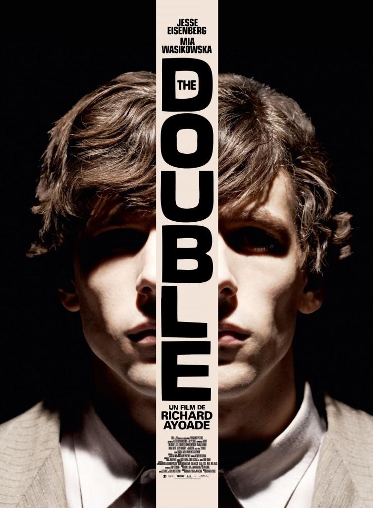 Gagnez 5×2 places et 1 BO du film « The Double » de Richard Ayoade, ainsi que 2 livres du roman de Dostoïevski