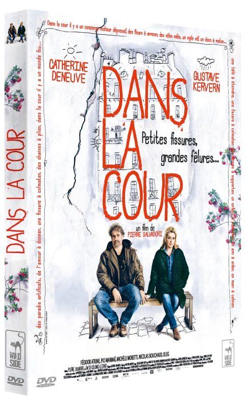 Sortie Dvd : «Dans la Cour», Pierre Salvadori explore la fenêtre bonhomme de la dépression
