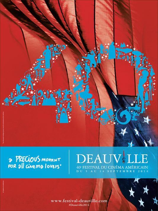 Festival de Deauville : la sélection de la 40ème édition vient d'être annoncée
