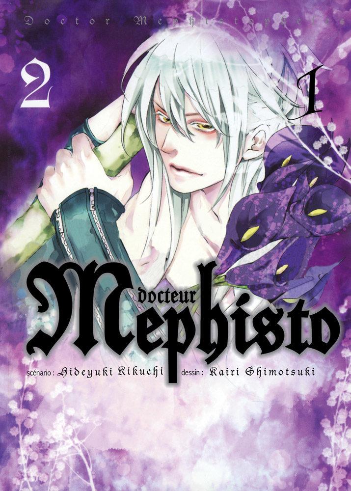 Docteur Mephisto Tome 2 : le chevalier du Diable