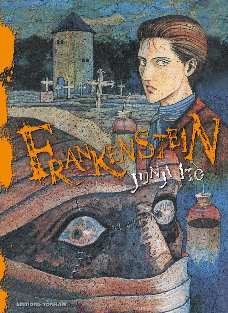 « Frankenstein » de Junji ITO : rencontre de deux monstres sacrés