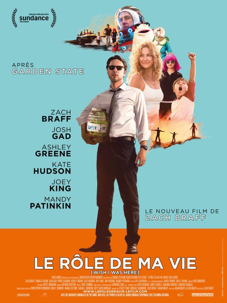 [Critique] « Le rôle de ma vie » un nouveau drame joyeux pour Zach Braff après Garden State